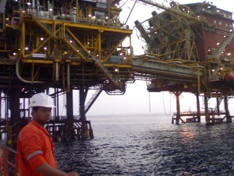 NDO technisch inspecteur offshore